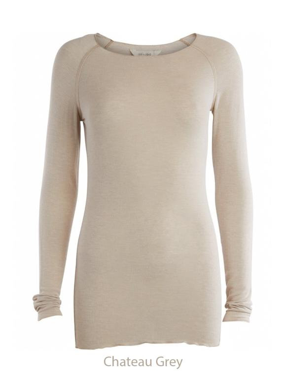 Gai+Lisva - Amalie wool blend bluse - flere farver