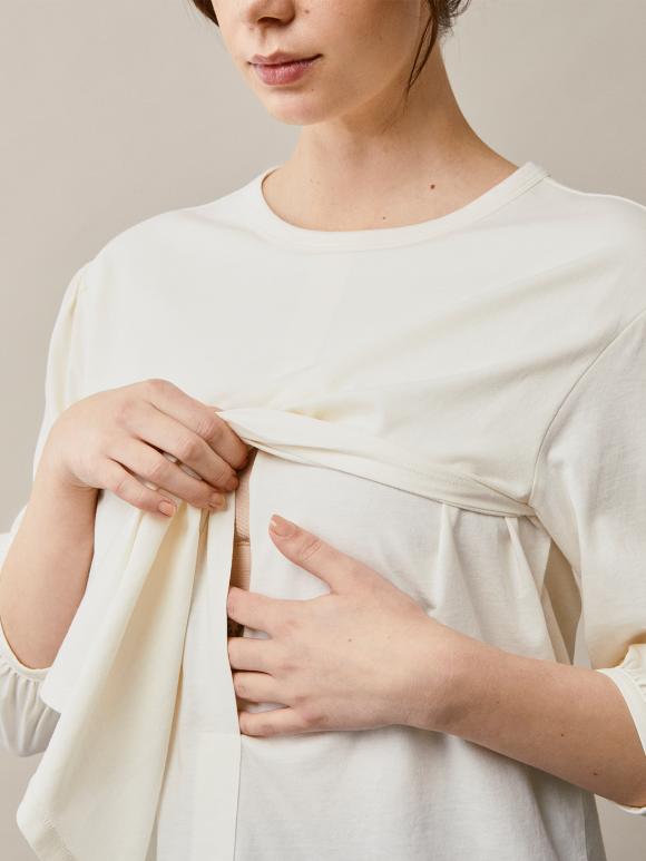Boob - The-shirt blouse - tofu