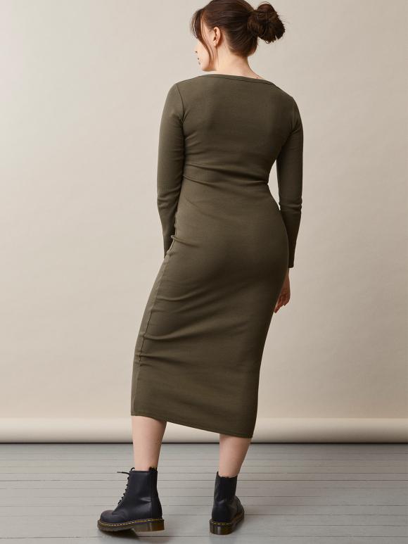 Boob - Signe dress - pine green