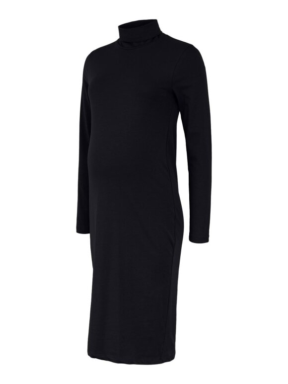 Mamalicious - Sia rollneck jersey dress