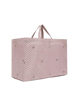 Bonton - Totebag - støvet rosa