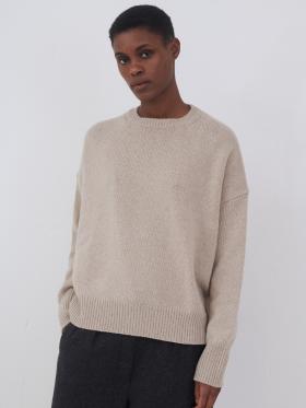 Skall Studio - Dello cashmere jumper - beige