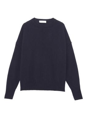 Skall Studio - Dello cashmere jumper - navy