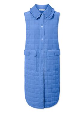 Nué Notes - Piet vest - strong blue