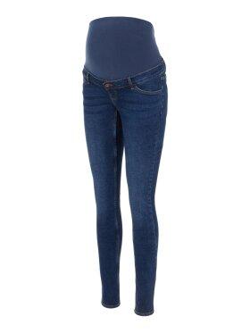 Mamalicious - Kesia slim jeans - dark blue