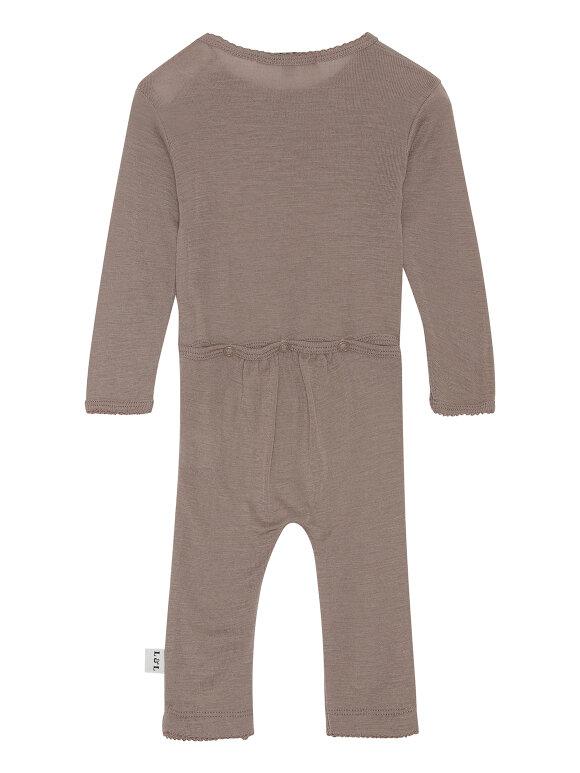 Lilli & Leopold - Baby Bodysuit - Nutmeg