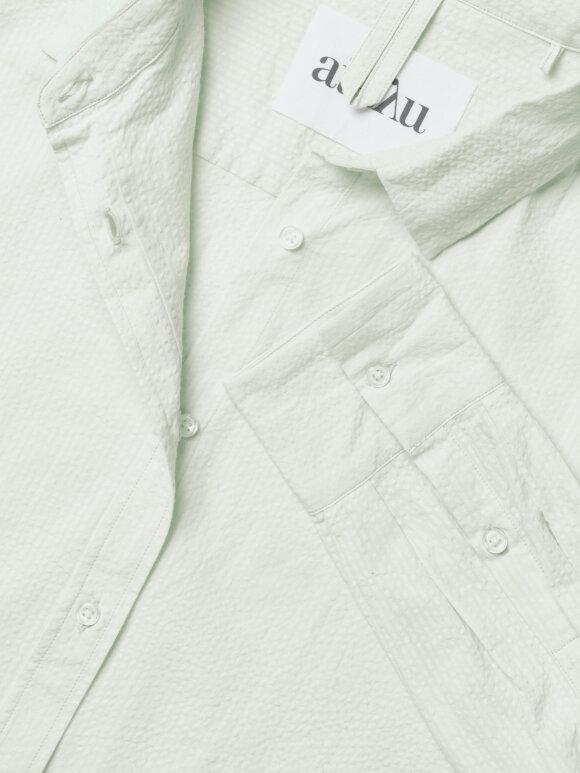 AIAYU - Shirt Seersucker - Ivy