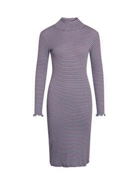 Mads Nørgaard - 2x2 Cotton Stripe Scuba Dress