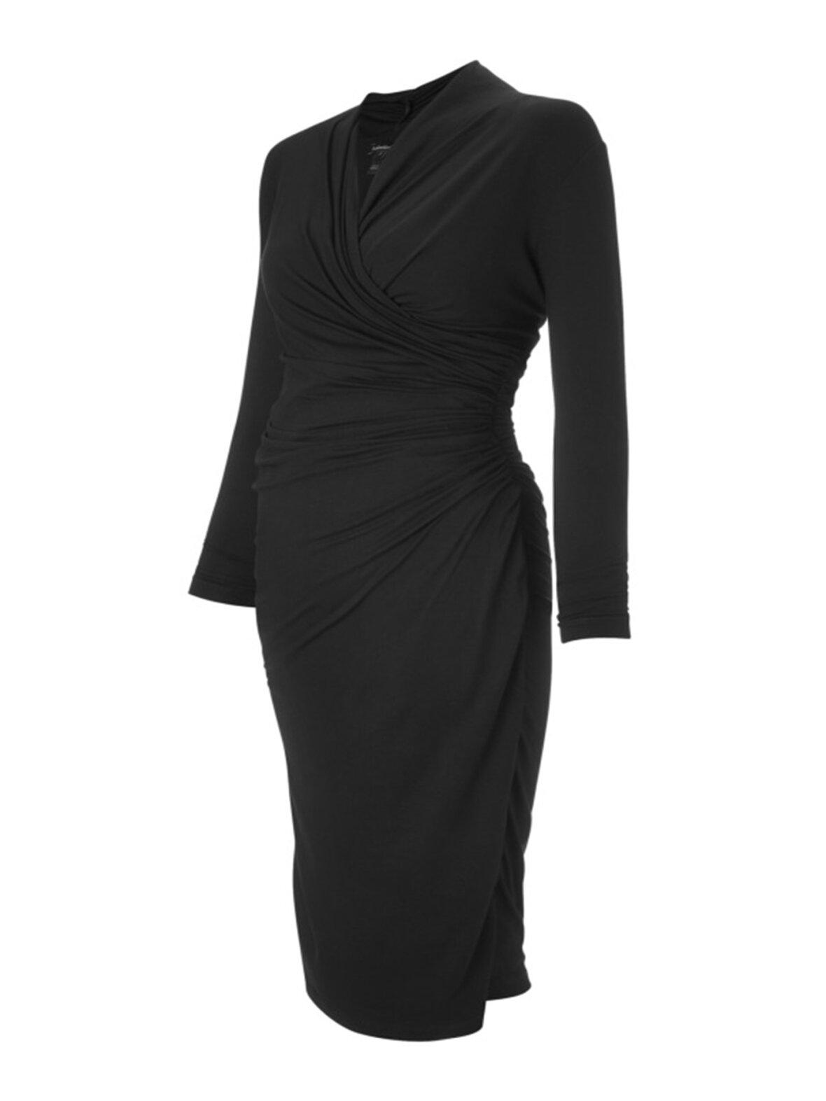 e1dbe13d318 Enula9 - Workwear - Isabella Oliver - Balcombe kjole sort
