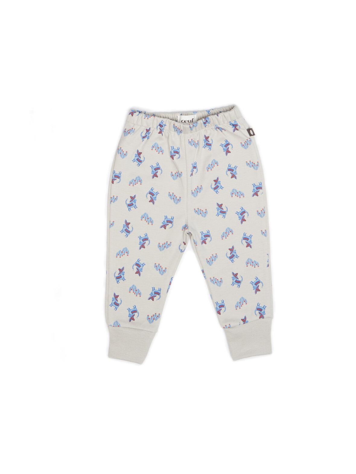 33cb8b5ec48 Enula9 - Baby tøj - Oeuf NYC - Leggings chihuahuas