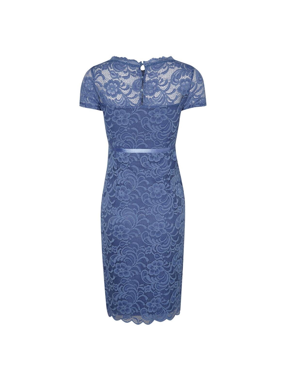 f04382d1a343 Enula9 - UDSALG - Mamalicious - Mivana blonde kjole ss