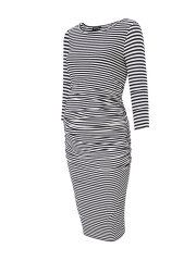 Isabella Oliver - Arlington striped dress