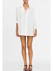 AIAYU - Shirt - Hvid